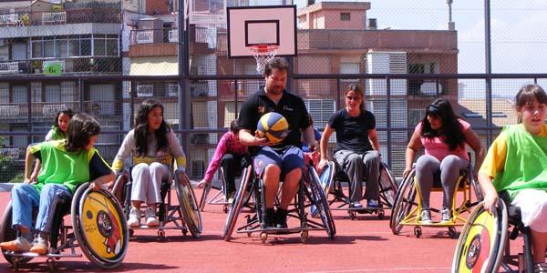 Esport adaptat a l'escola